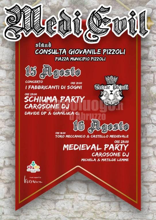 Festa medievale Terrae Piczuli