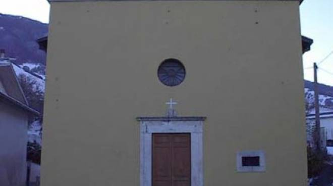 chiesa barano