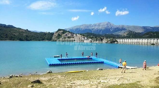 alfedena lago