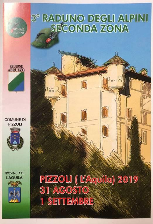 raduno alpini pizzolini locandina