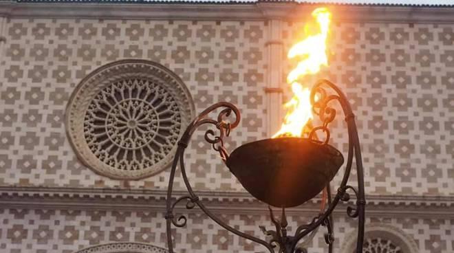 fuoco del morrone