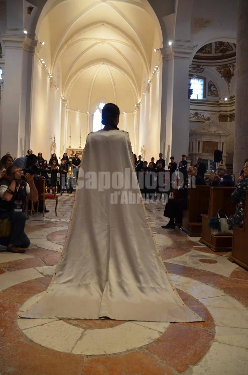 elisa ceci dama della croce 2019