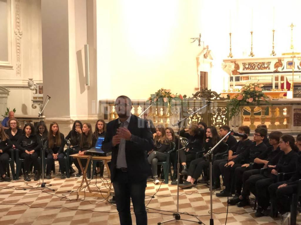 concerto collemaggio presentazione dama della croce