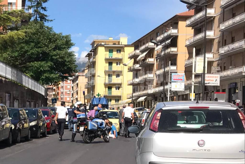 incidente via strinella