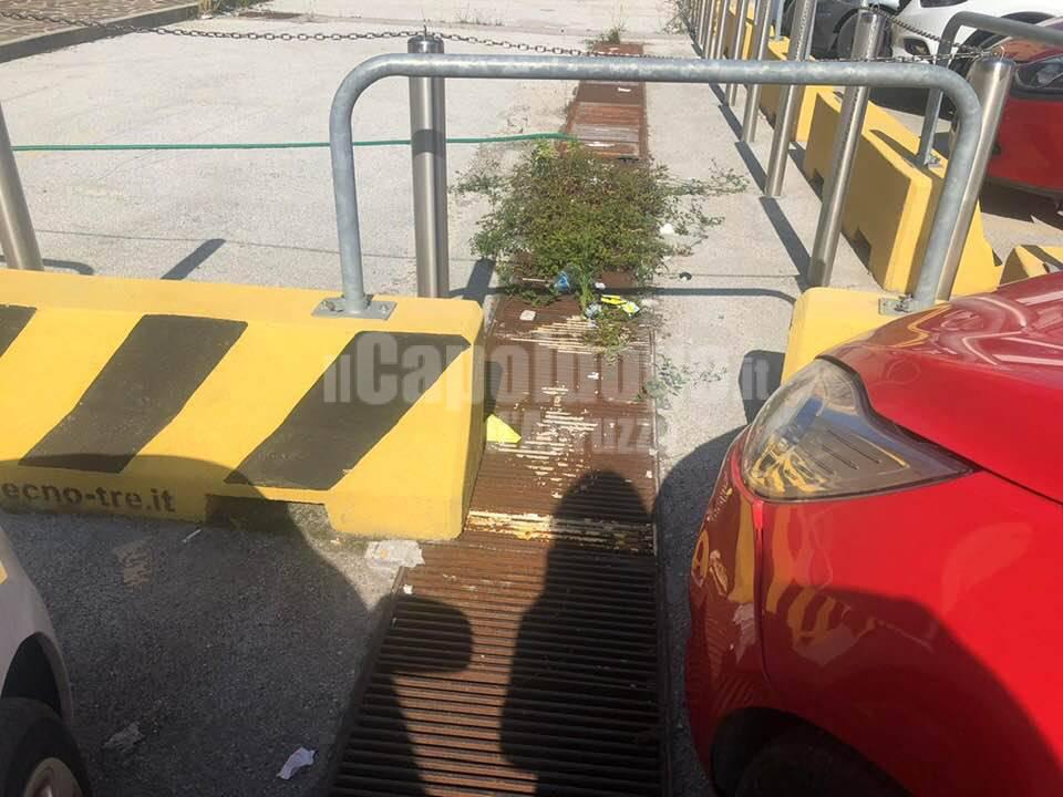 parcheggi san salvatore
