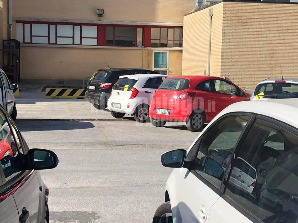 parcheggi ospedale