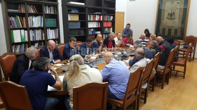 commissione territorio ricostruzione