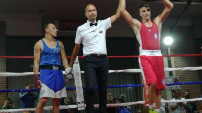 riunione interregionale boxe