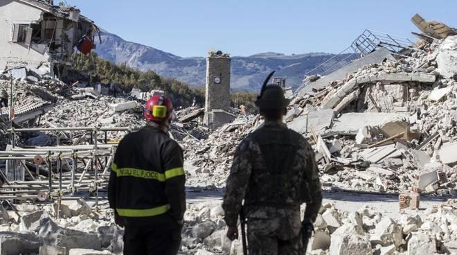 Terremoto Amatrice A Saletta Commemorazione Vittime Il Capoluogo