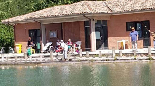 pesca sportiva disabili