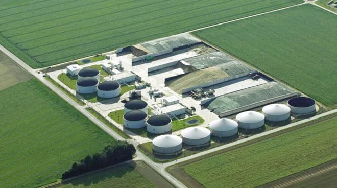 centrale di biometano collarmele