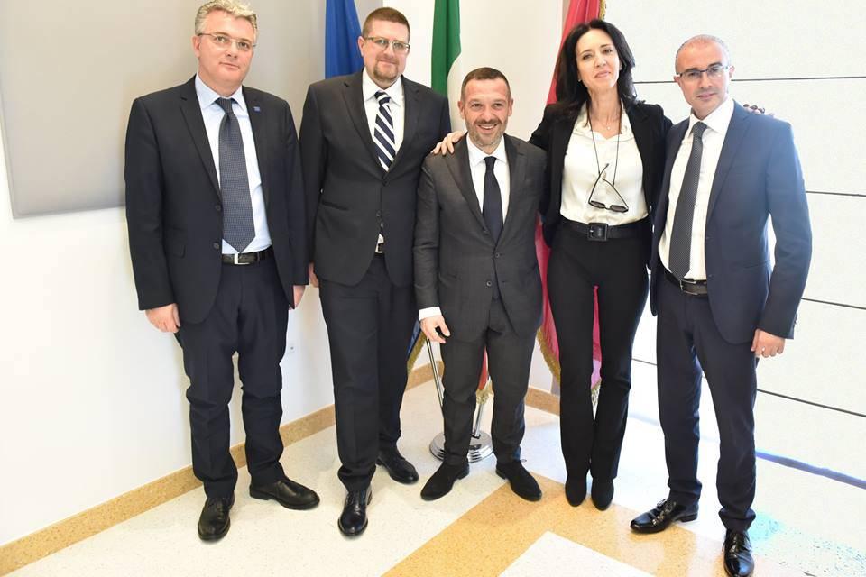 ufficio presidenza regione abruzzo