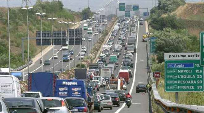 a24 traffico
