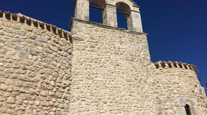 Santa Maria in cerulis navelli