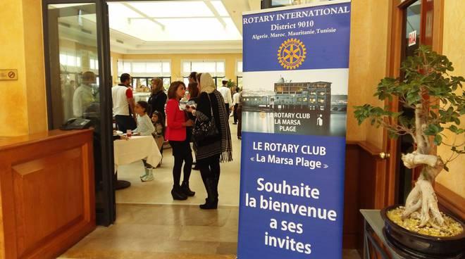 rotary club Tunisia