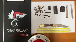 sequestro hashish