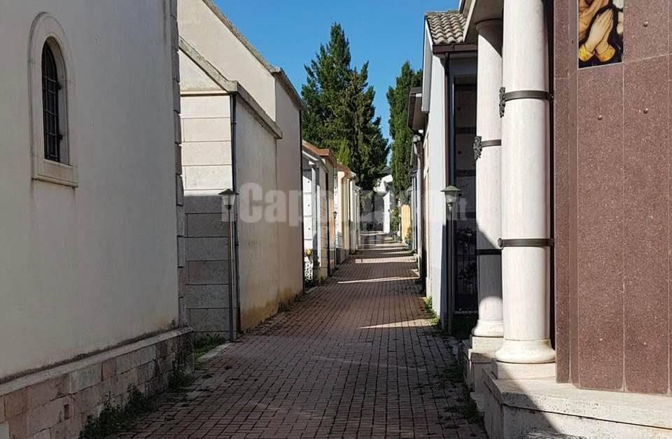 cimitero pizzoli