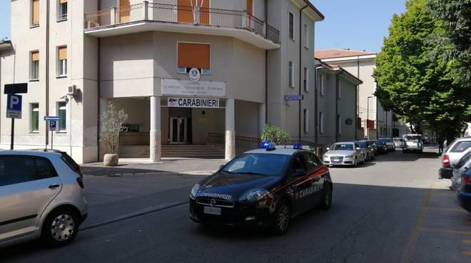carabinieri san benedetto dei marsi