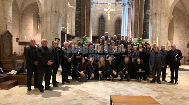 coro san bernardino