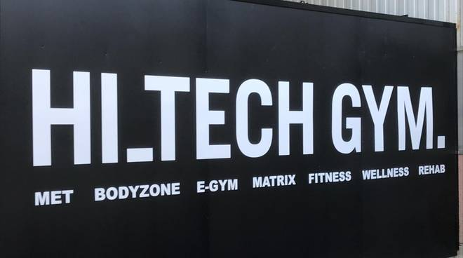 hi tech gym
