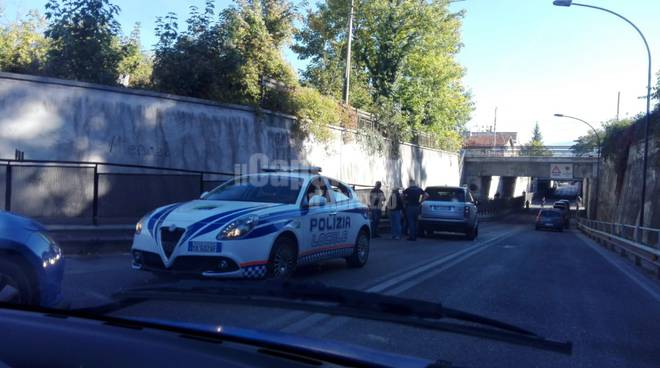 incidente avezzano