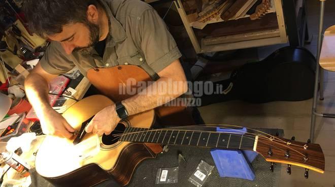 massimiliano etere chitarre