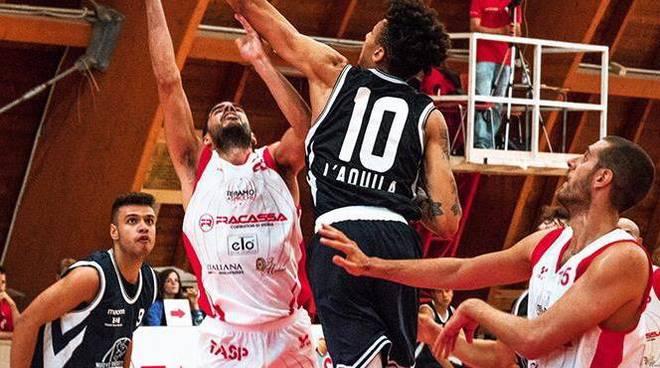 Nuovo  Basket Aquilano 2019 - 2020