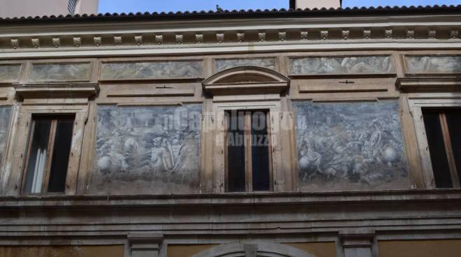 palazzo della provincia sulmona