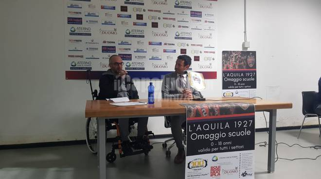 post partita l'aquila celano