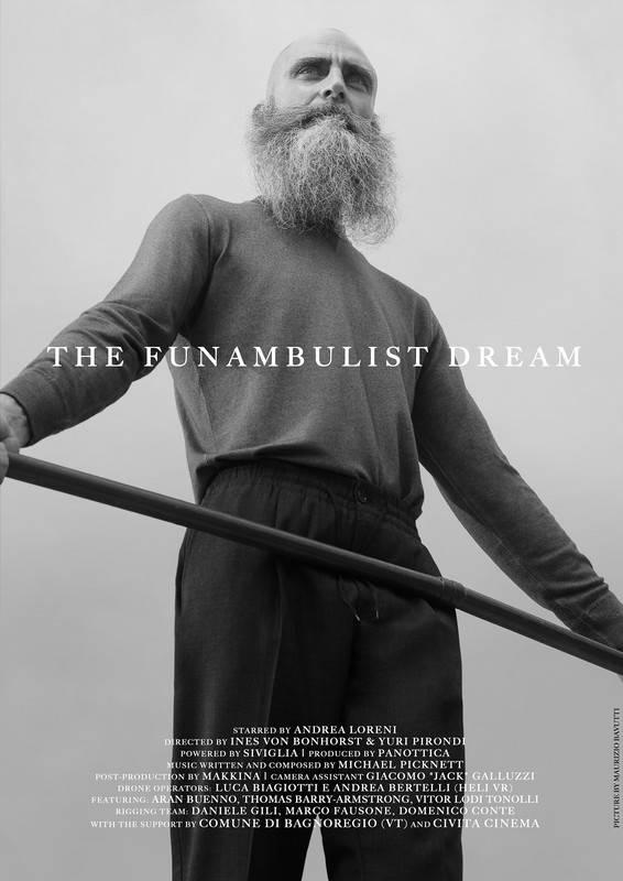 the funambulist dream andrea loreni