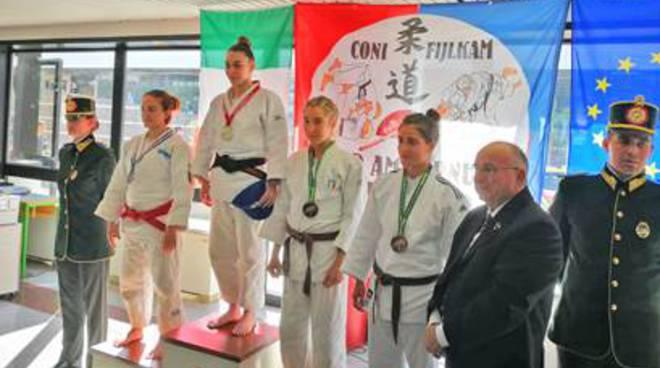 judo team l'aquila