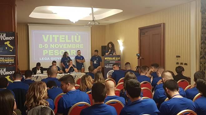 lega giovani seconda assemblea regionale