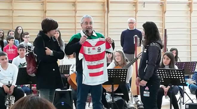 nazionali femminili rugby Mazzini patini
