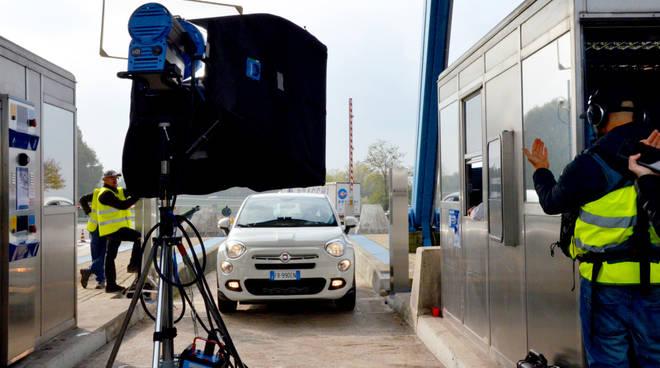 video per guida sicura autostrade