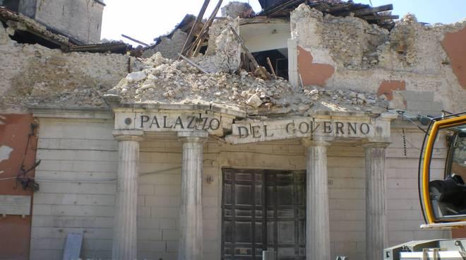terremoto 6 aprile