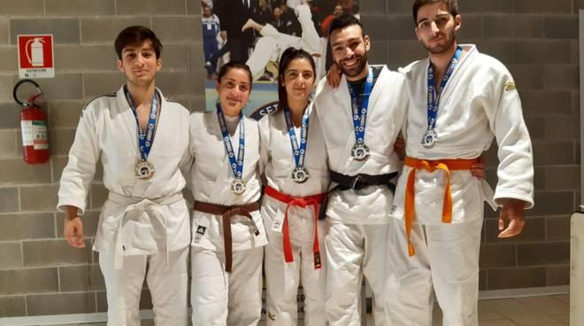 atleti aquilani judo