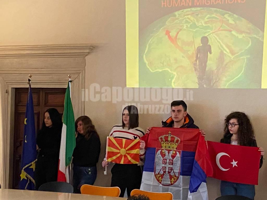 progetto Erasmus cotugno