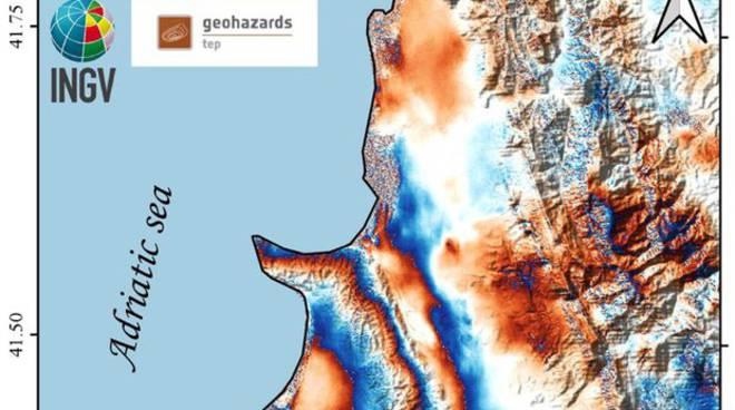 radar terremoto albania