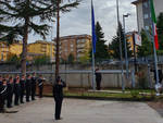 carabinieri alzabandiera
