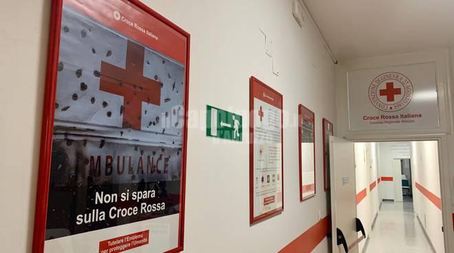 Gesti concreti di Umanità: Inaugurata a L'Aquila l'Unità di Raccolta Sangue della Croce Rossa Italiana