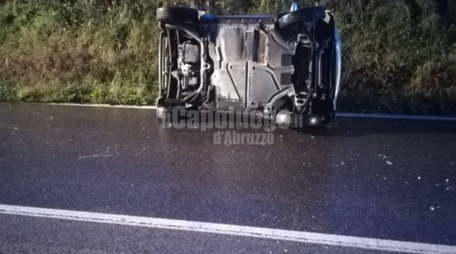 incidente sella di corno