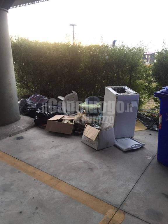 rifiuti progetto case bazzano