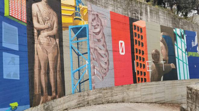 street art village