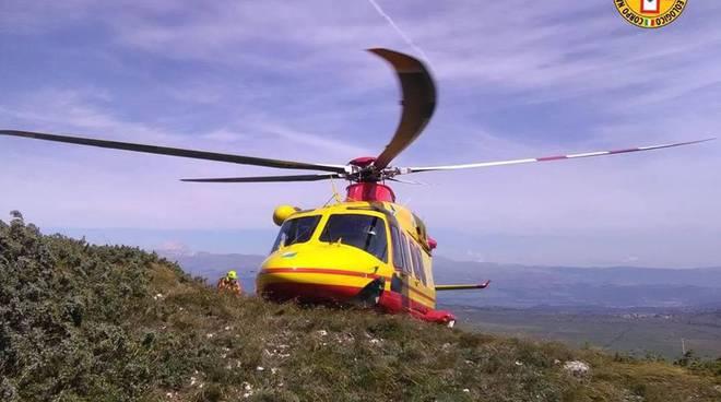 soccorso alpino Maiella