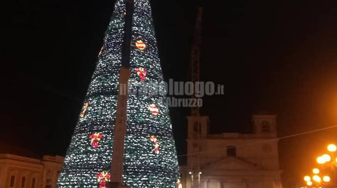 albero l'aquila 2019