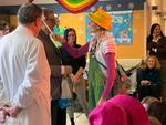 festa pediatria ospedale avezzano
