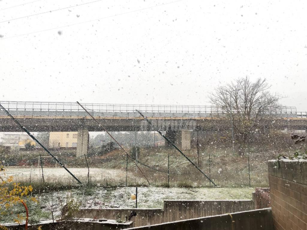 neve l'aquila