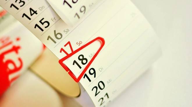 calendario ponti