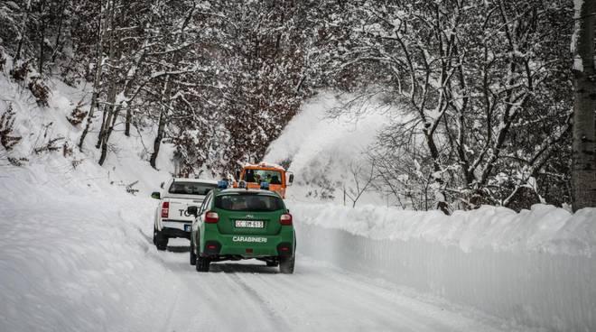 neve abruzzo gennaio 2017
