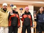 sport invernali premiazione